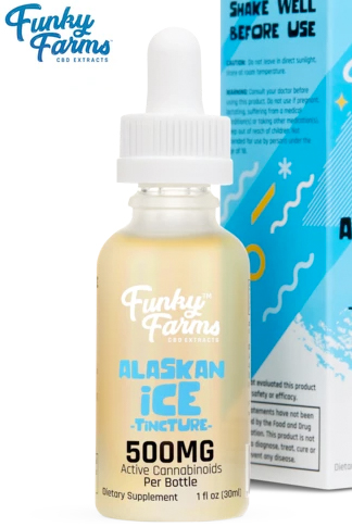 Alaskan Ice Tincture 500 mg