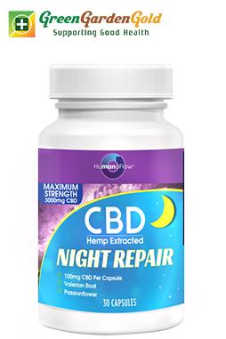 undefined - CBD Night Repair™ Capsules
