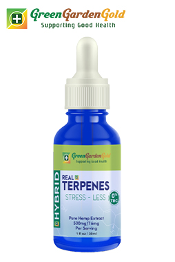 undefined - Stress Less: Hybrid Terpenes