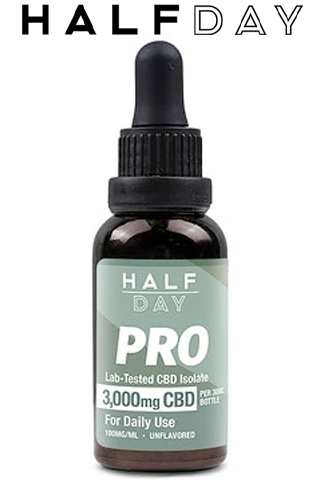 undefined - CBD Isolate Tincture 3000mg