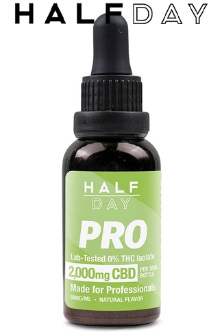 undefined - CBD Isolate Tincture 2000mg