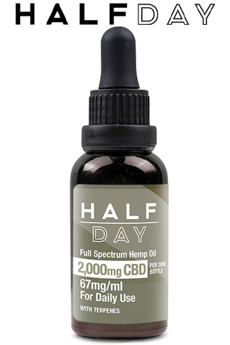 Full-Spectrum CBD Oil 2000mg