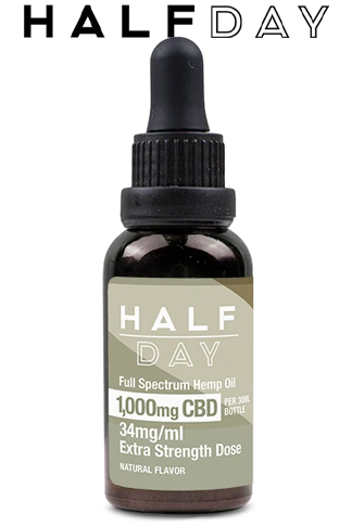 undefined - Full Spectrum CBD Oil 1000mg