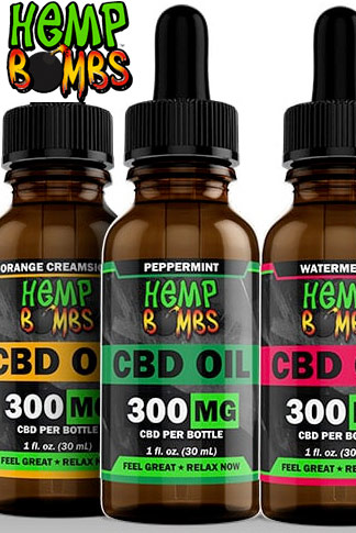 300mg CBD Oil