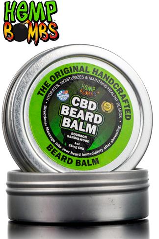 CBD Beard Balm