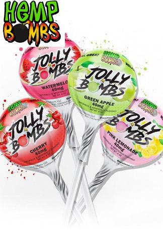 CBD Lollipops – 2-pack