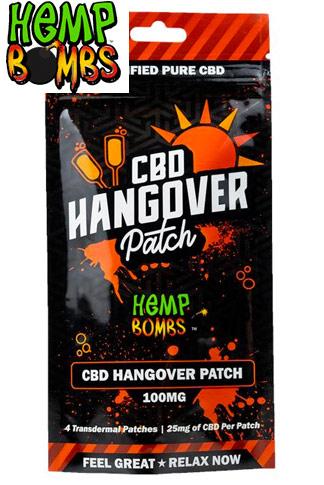 Hangover CBD Patches