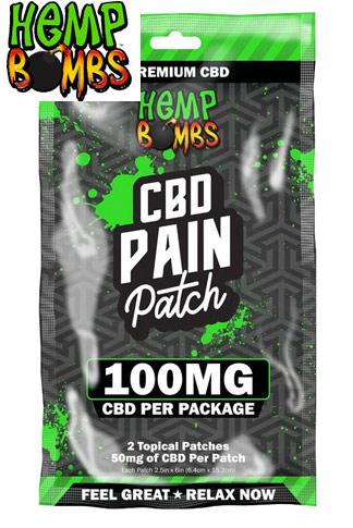 Pain CBD Patches