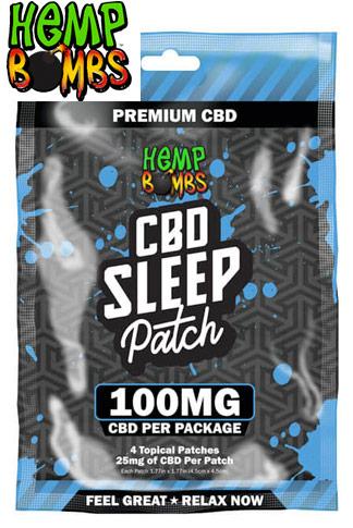 Sleep CBD Patches