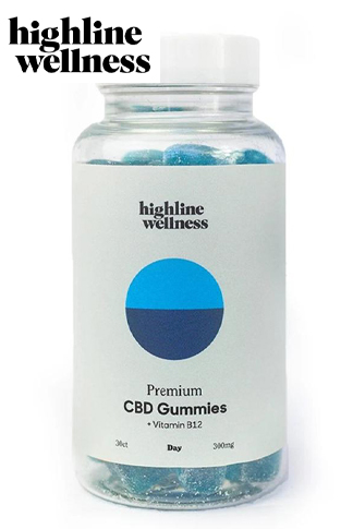 Highline Wellness - CBD Day Gummies