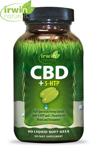 CBD +5-Htp