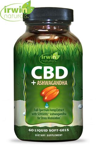 CBD +Ashwagandha