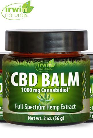 CBD Balms 500 mg