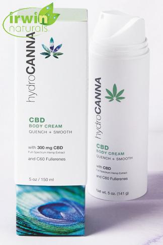 CBD Body Cream (300 mg CBD)