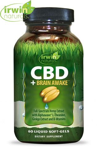 CBD +Brain Awake®