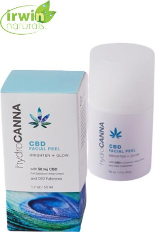 CBD Facial Peel (50 mg CBD)