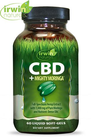 CBD +Mighty Moringa®