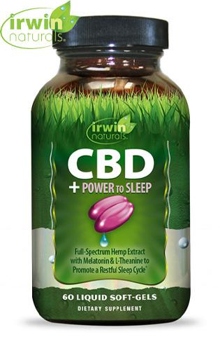 CBD +Power To Sleep