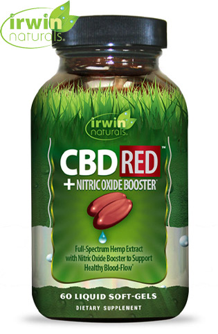 CBD Red™ +Nitric Oxide Booster*