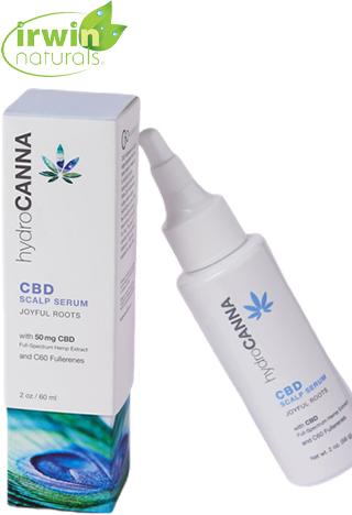 CBD Scalp Serum (50 mg CBD)