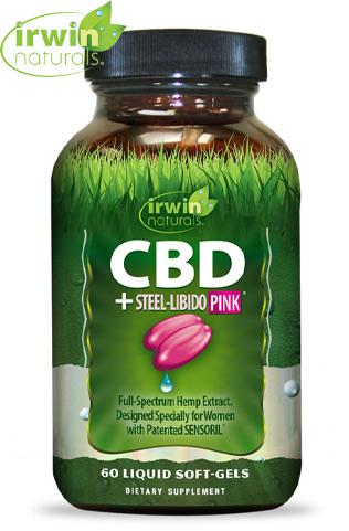 CBD +Steel-Libido Pink®
