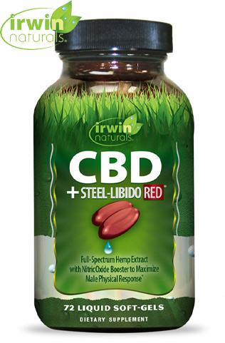 CBD +Steel-Libido Red®