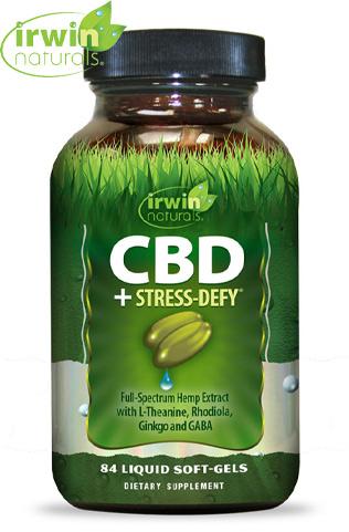 CBD + Stress Defy®