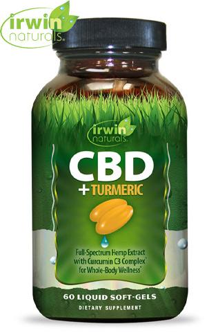 CBD +Turmeric
