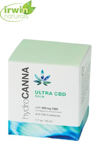 Ultra CBD Balm™ (400 mg CBD)