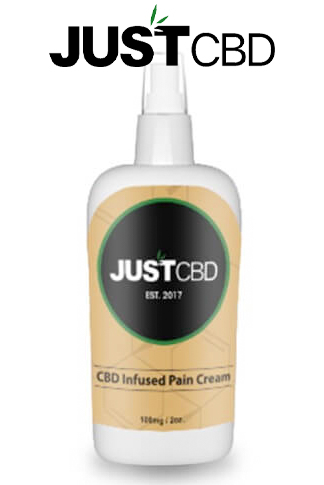 CBD Infused Pain Cream (100 mg)
