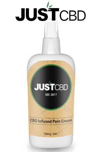 CBD Infused Pain Cream (250 mg)