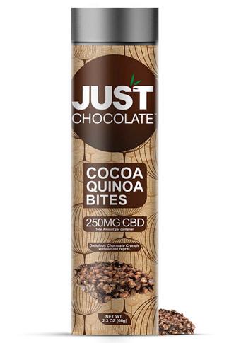 Cocoa Quinoa Bites