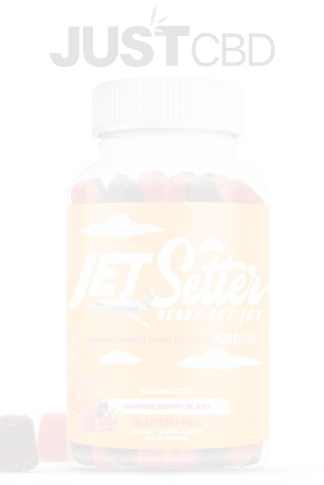 Jet Setter Orange Berry Blast  300mg