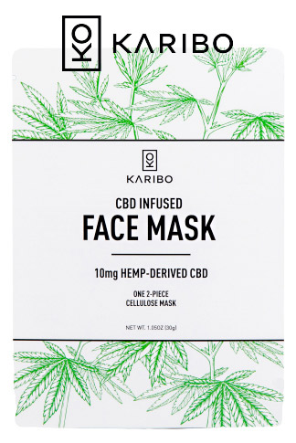 Karibo CBD Infused Face Mask