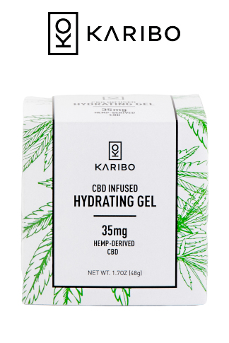 Karibo CBD Infused Hydrating Gel