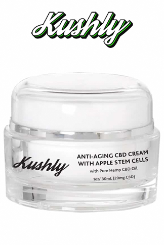 undefined - Anti-Aging CBD Cream With Apple Stem Cells
