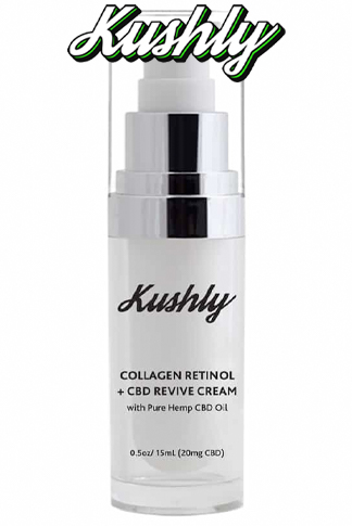 undefined - Collagen Retinol + CBD Revive Cream