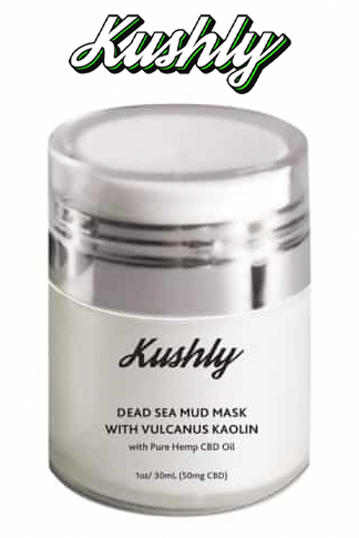 undefined - Dead Sea Mud Mask With Vulcanus Kaolin