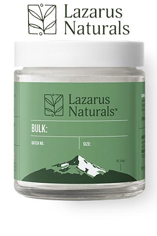 Lazarus Naturals - Bulk CBD Isolate 1000000mg