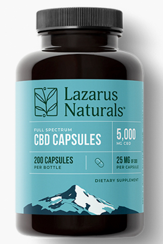 undefined - 10mg Full Spectrum CBD Capsules