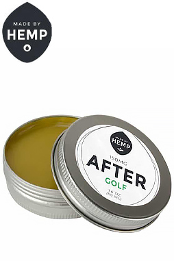 Made By Hemp – After Golf CBD Topical 1.6oz (150mg CBD)