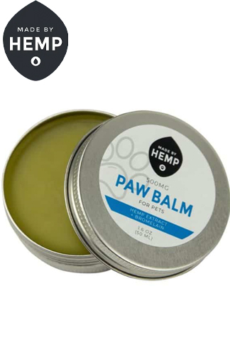 Made By Hemp – CBD Paw Balm 1.6oz (500mg)