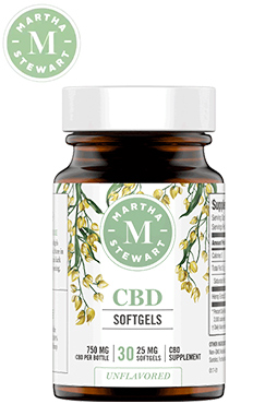 CBD Softgels 25mg