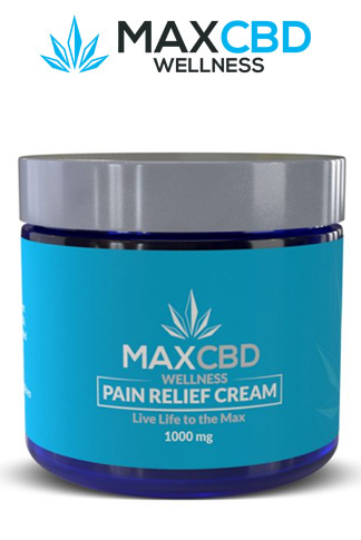 CBD Pain Relief Salve 125mg