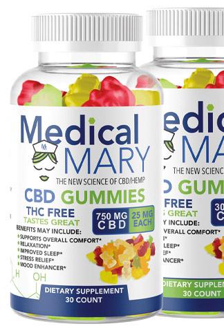 CBD Gummy Bears 750mg