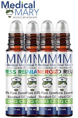 Essential Oils Relief Kit