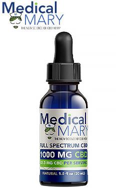 Full Spectrum 1000 mg CBD Oils
