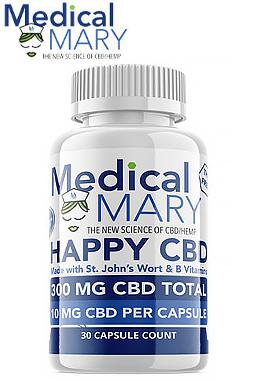Happy CBD – Mood Support