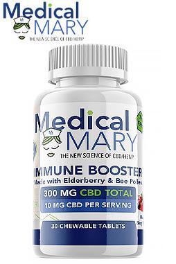 Immune Booster CBD