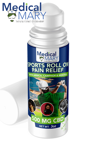 Roll On Pain Relief 500 mg